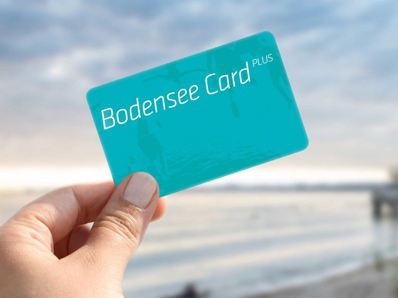 Bodensee Card Plus /  Internationale Bodensee Tourismus GmbH